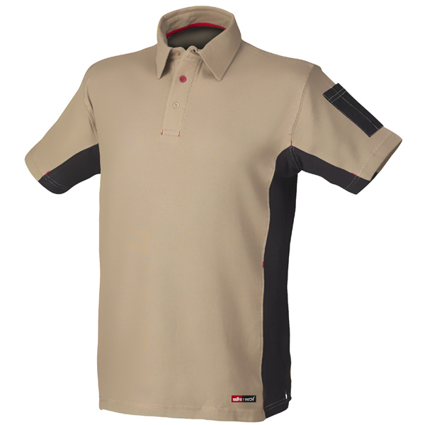 Polo Stretch Manica Corta 08170