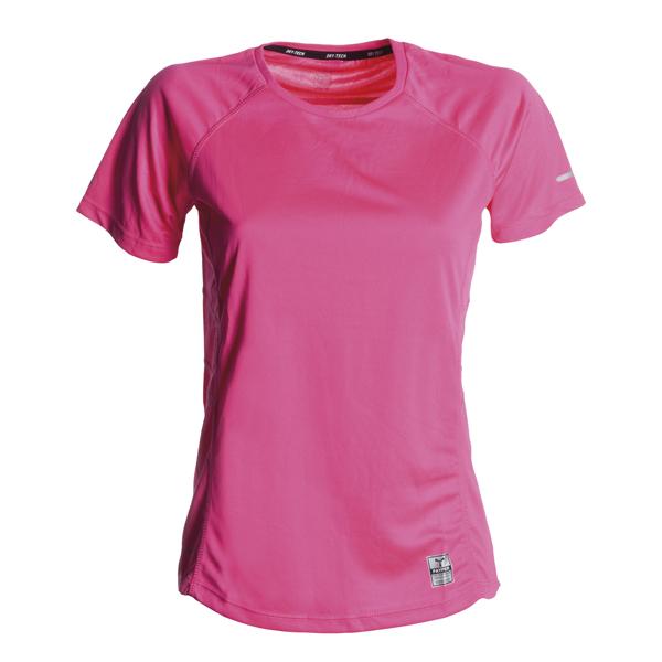 T-shirt Sportiva da Donna RUNNING LADY