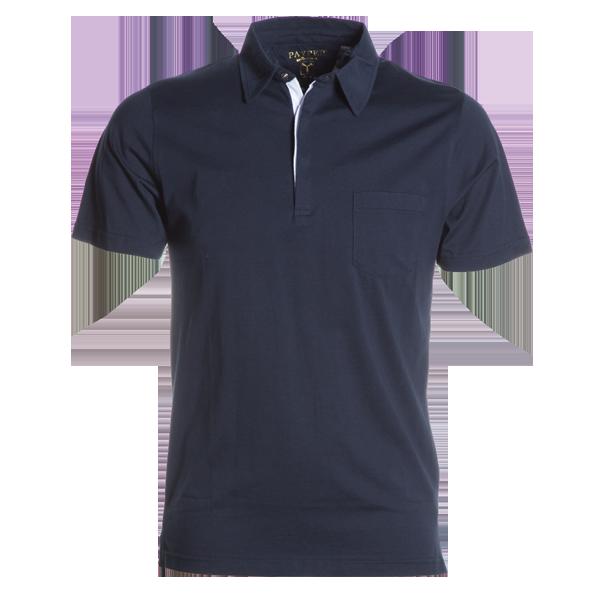 Polo manica corta cotone jersey alta qualità CHIC