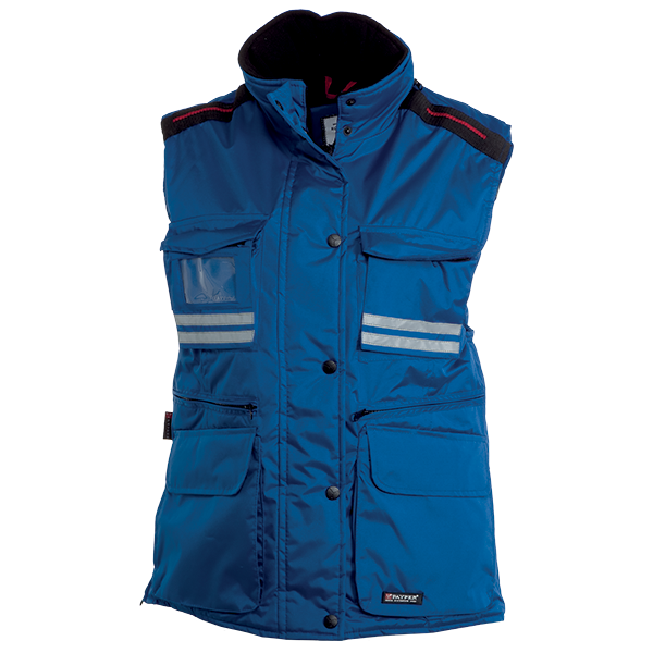 Gilet nylon ripstop FLIGHT LADY